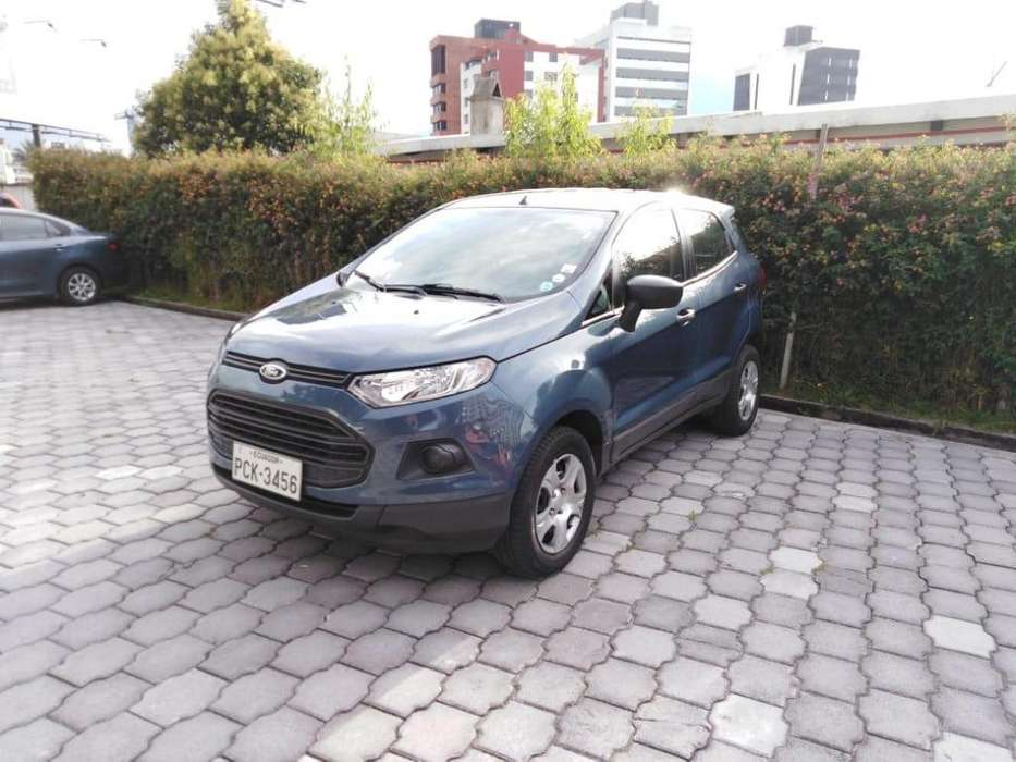 <strong>ford</strong> Ecosport 2014 - 50000 km