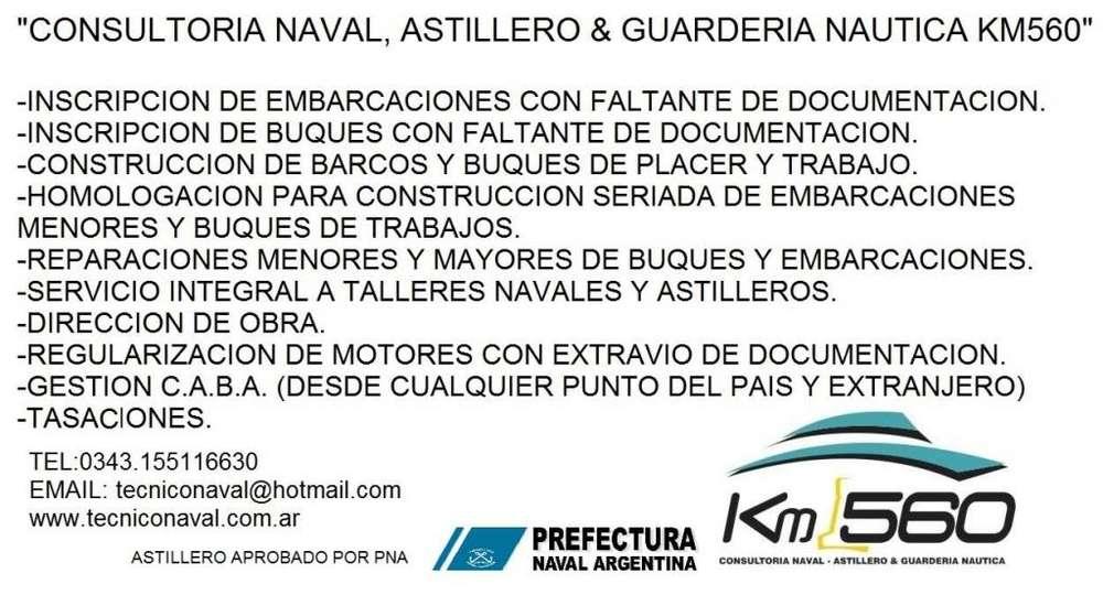 Astillero, Tecnico Naval