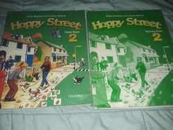 Happy Street 2 X 2 Libros.