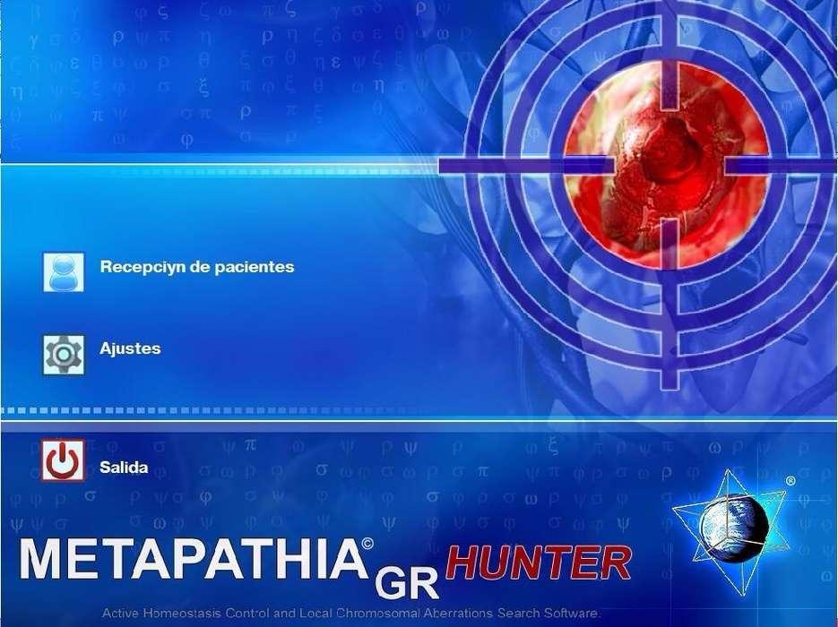 Metatron Hunter Curso en uso de Metatron Hunter 4025 Nls