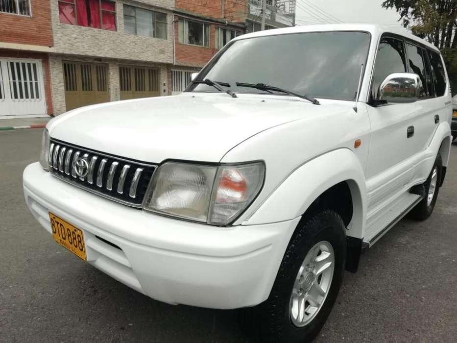 Toyota Prado 2006 - 123000 km