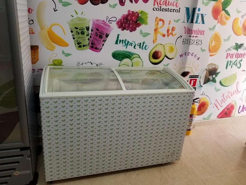 Vendo congelador ECC 326 electrolux