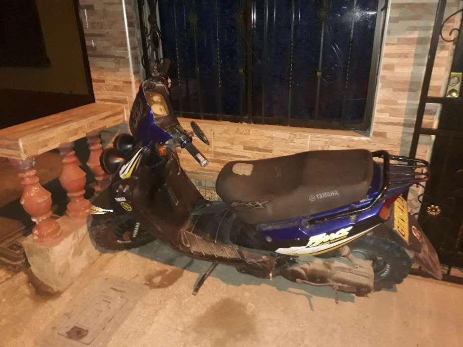 Vendo Moto Biwis 100