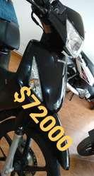 Honda Biz 2018 2000km