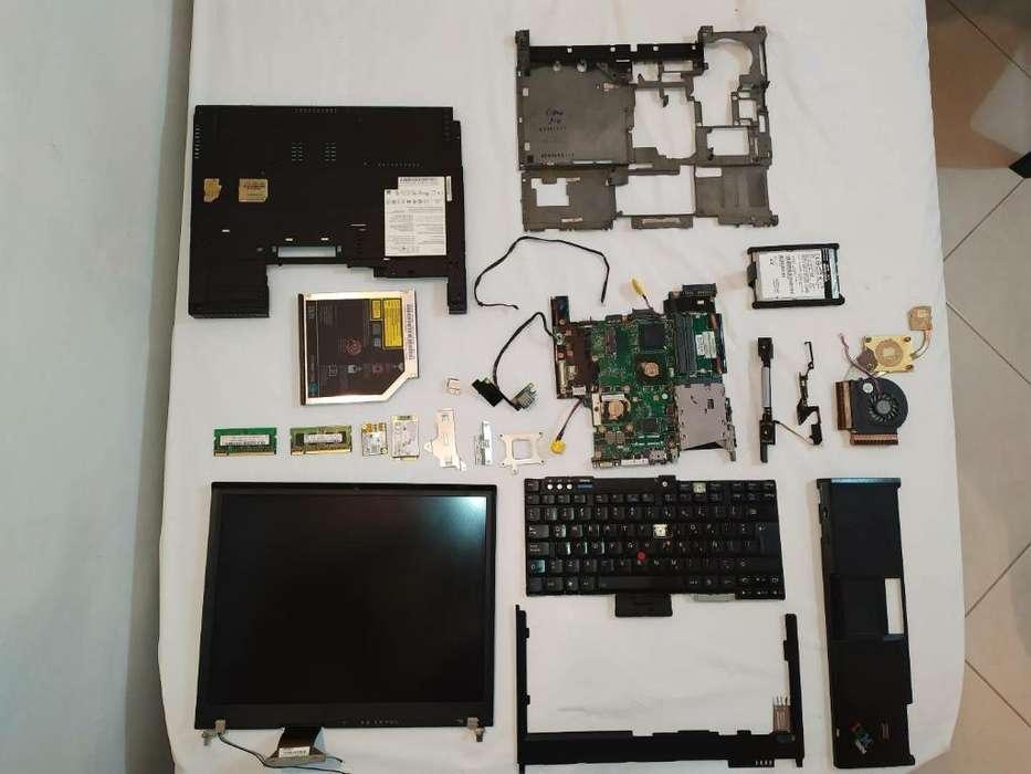 Repuestos Pc Lenovo T60 Thinkpad
