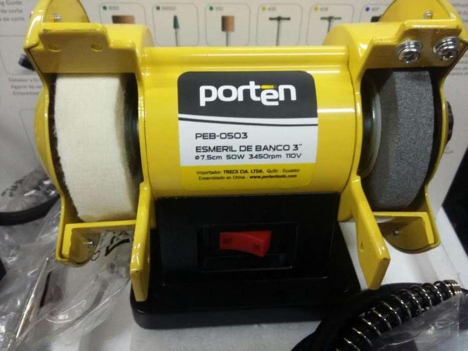 Esmeril porten MultiTool o dremel de 50W 1/14 nuevo con garantía