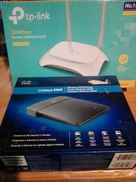 Moden Wifi Poco Uso en Caja