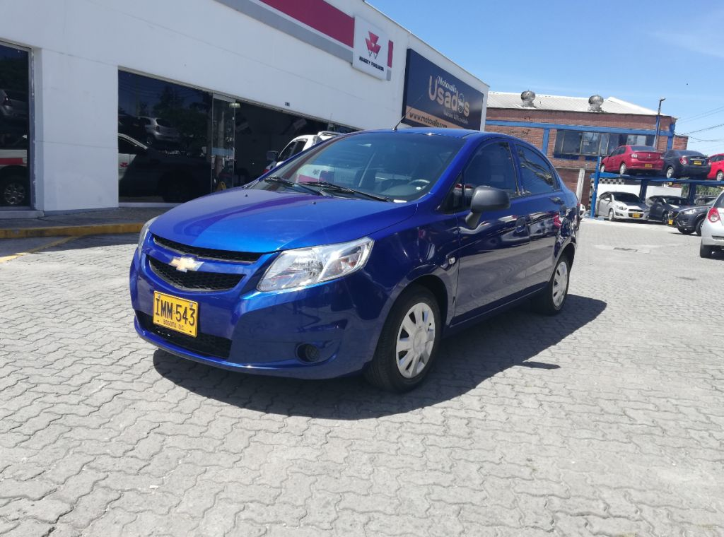 CHEVROLET SAIL LS 1.400- 2016