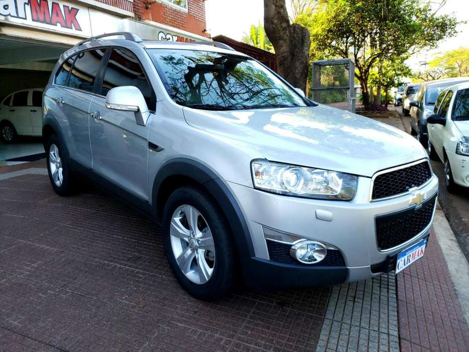 Chevrolet Captiva 2012 - 128000 km