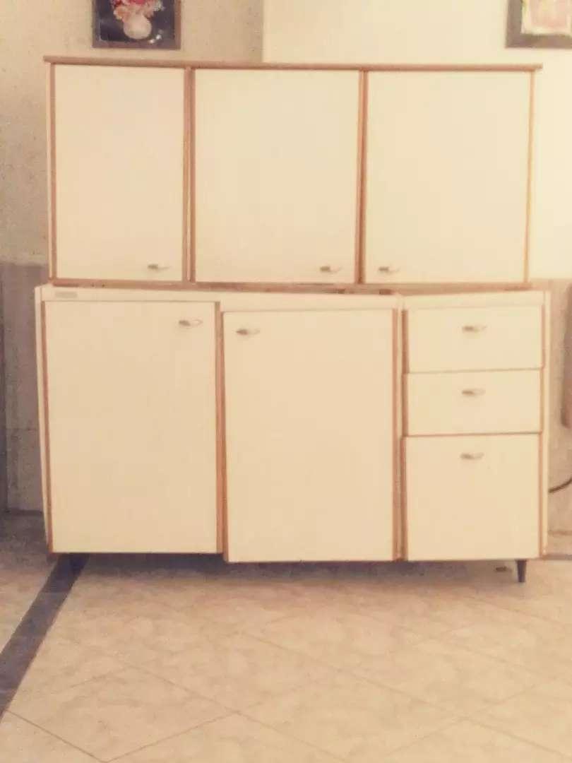 Vendo mueble de cocina alacena y bajo mesada - Muebles ...