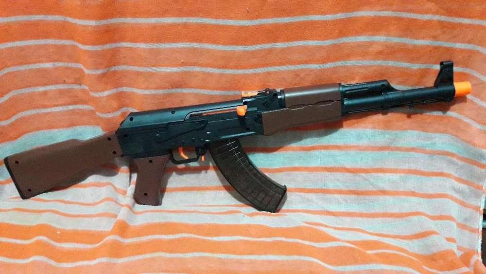 b7d33db28 Pistola Lanzador de <strong>bolitas</strong> de Gel