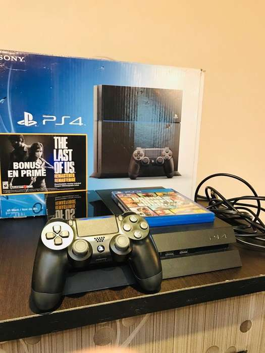 Play Station 4 Ps4 Black Ops 3 Fifa 2015