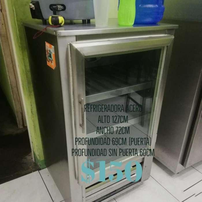 <strong>refrigerador</strong> Acero