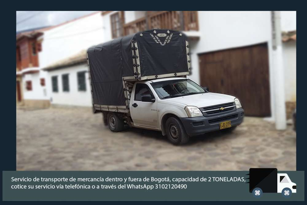 Trasteos y Acarreos Bogota