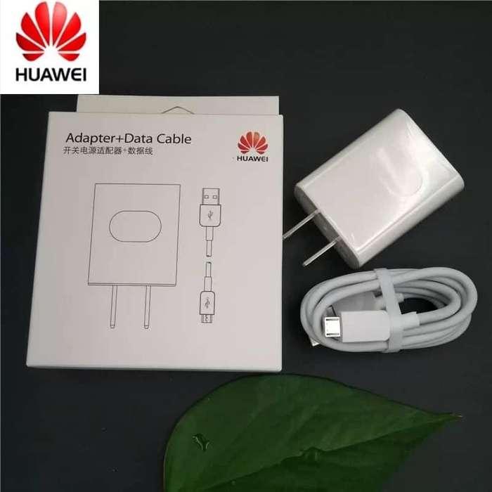 Cargador original Huawei en caja nuevo original