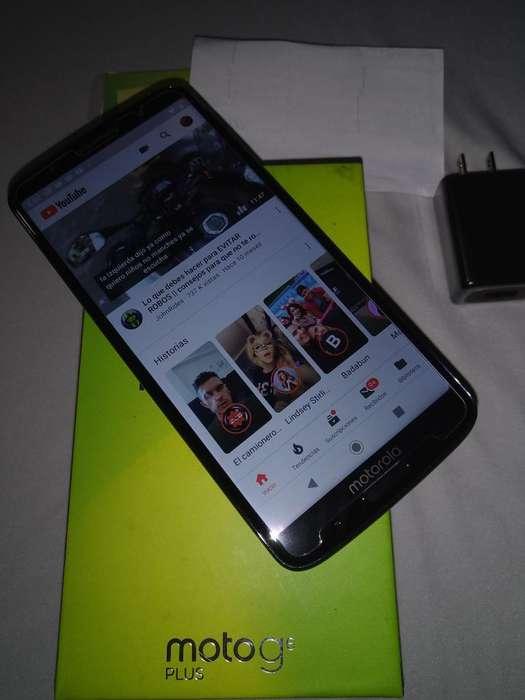 Moto G6 Plus, 64gb, 4 Gb Ram, Todo