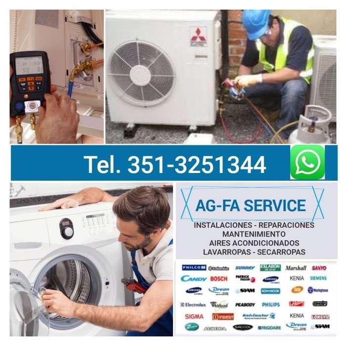Ag-fa Service de Aire Acondicionados