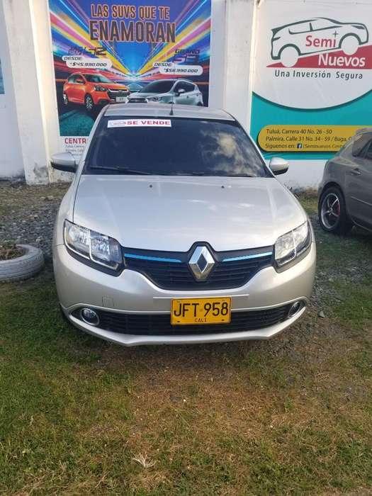 Renault Logan 2017 - 25250 km