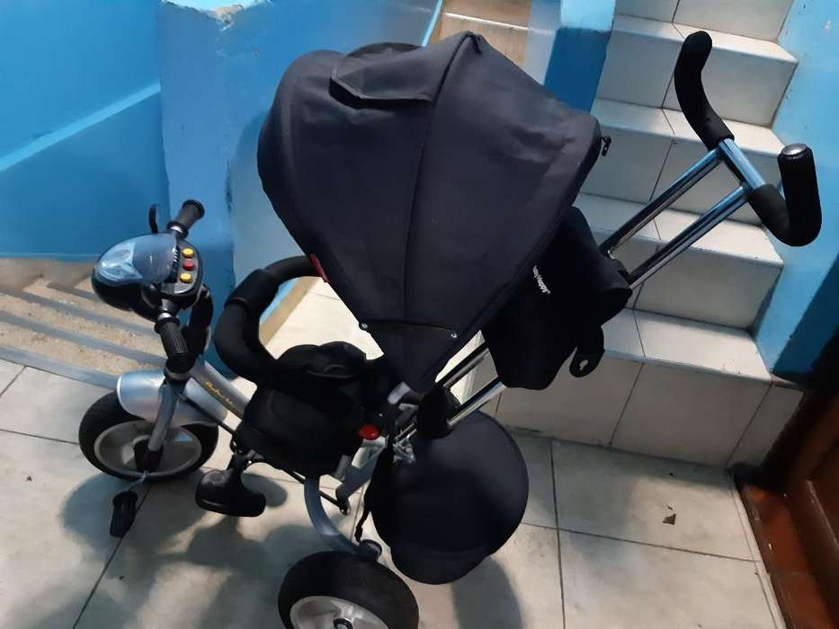 Triciclo Reclinable