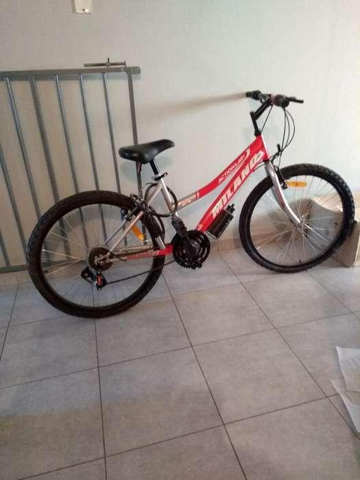 Vendo Bicicleta Nuevavno Tiene Uso