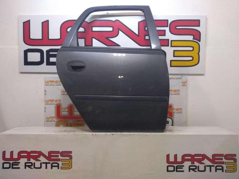 Puerta Trasera Derecha Chevrolet Meriva 02888607