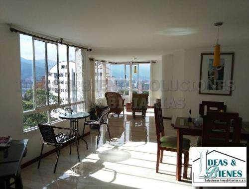 <strong>apartamento</strong> en Venta Poblado Sector El Campestre: Código 514828