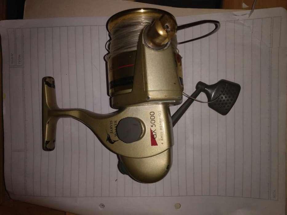 Vendo Reel Jarvis Walker Gx5000