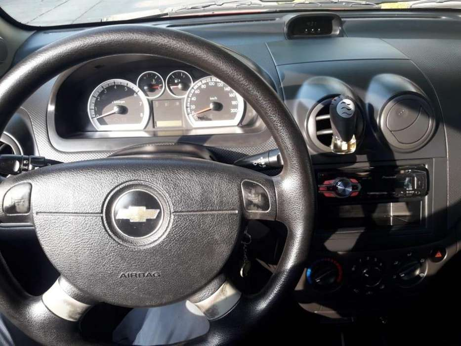 Chevrolet Aveo 2008 - 87000 km