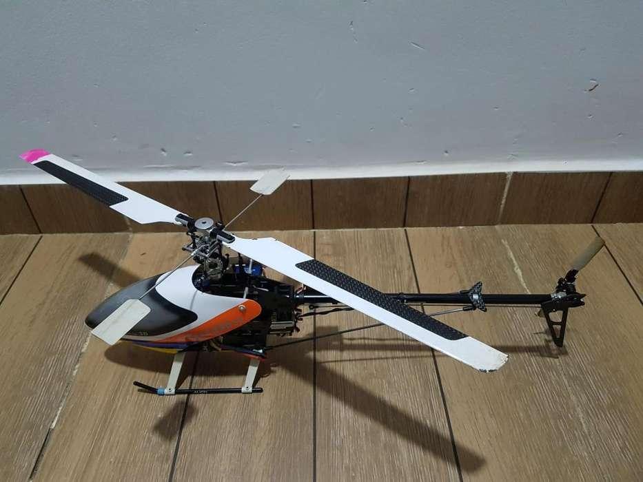 Helicoptero RC Align Trex 250 SE, listo para volar