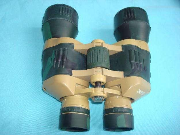 Binoculares militares de juguete