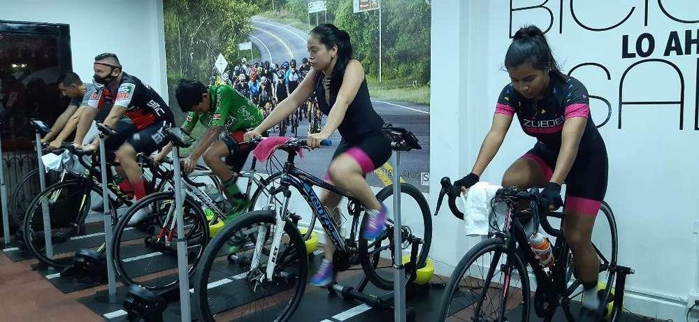Centro de Entrenamiento de Ciclismo