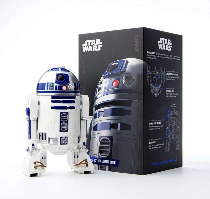 Star Wars R2d2 Sphero. Nuevo Importado