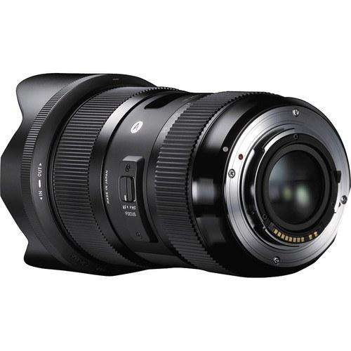 Lente Sigma 18-35mm F1.8 Art Dc Hsm Para Nikon