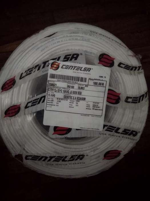 <strong>cable</strong> Electrico Numero 16 Nuevo