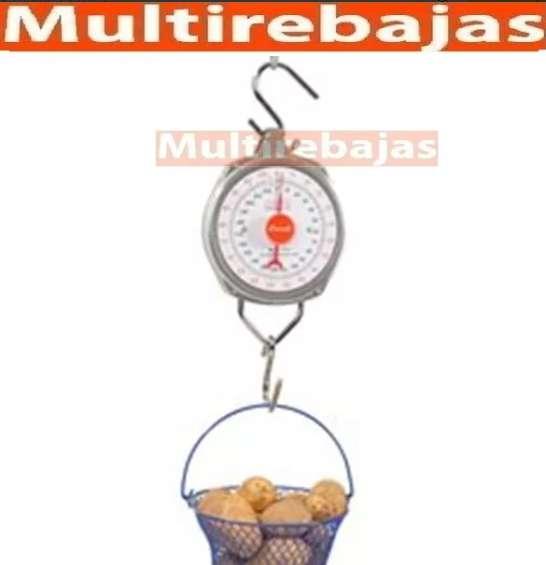 Nueva Balanza Colgante De 100kg Tipo Reloj