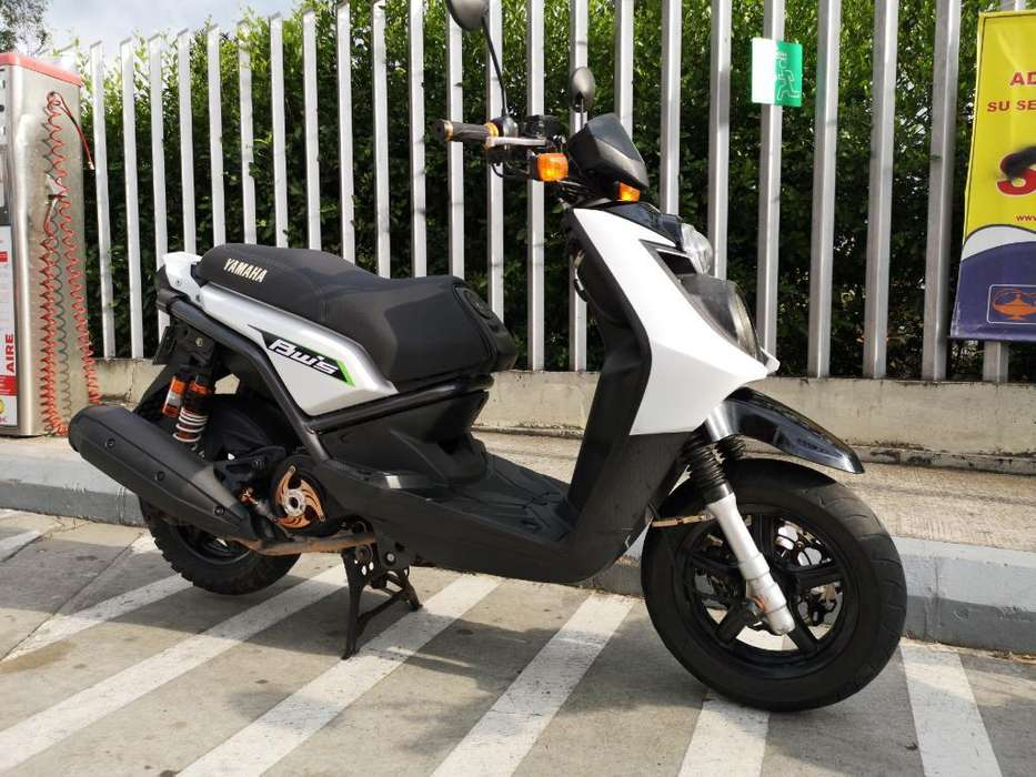 Yamaha Bws 2013 Como Nueva Recibo Moto