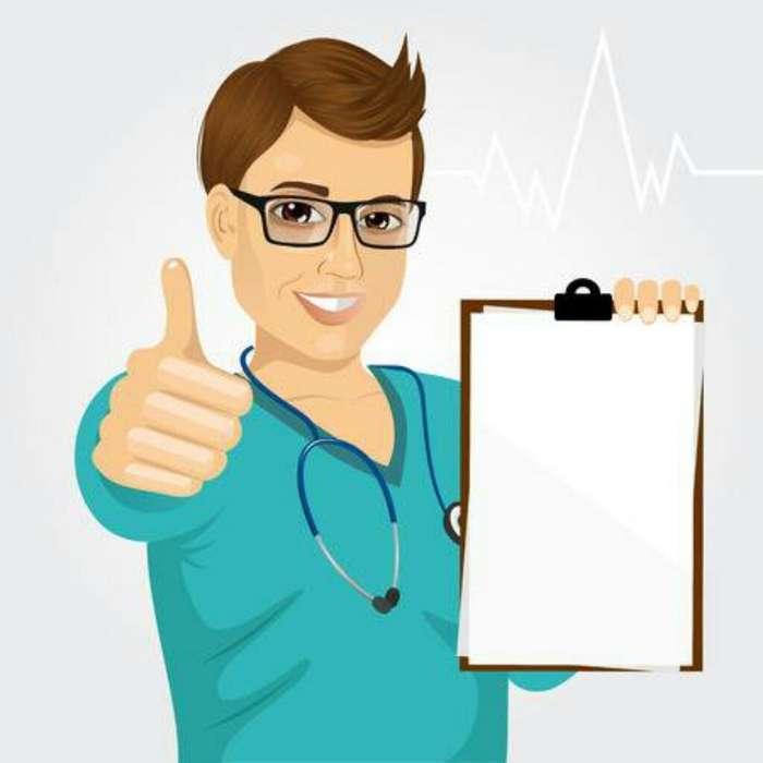 Estudiante de Enfermería Se Ofrece