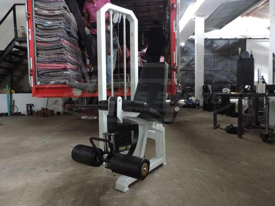 Maquinara de gimnasio