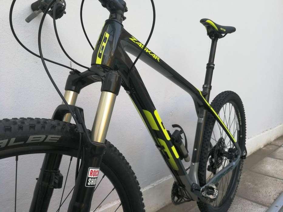 Bici Gt Zaskar Carbono 29