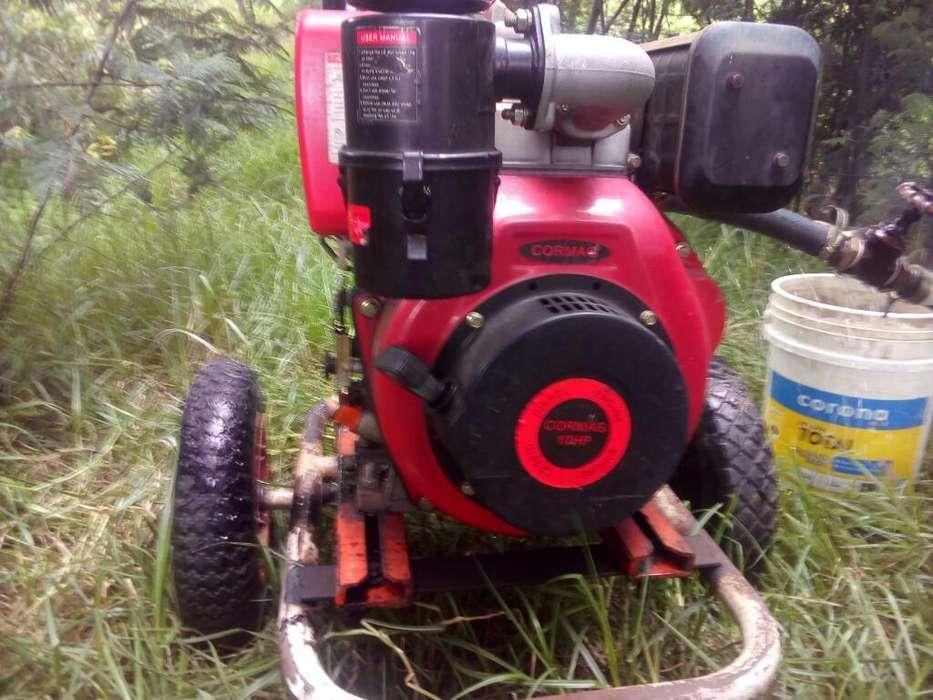 Motobomba Diesel 3x3 Presion