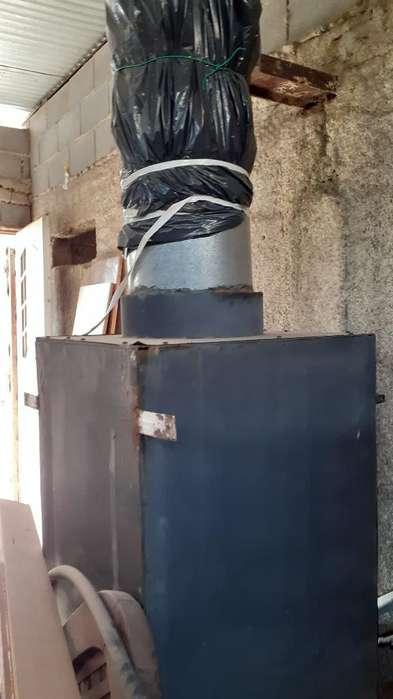 Extractor Gatti Casa de Comidas