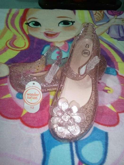 Zapatos Plásticos para Niña