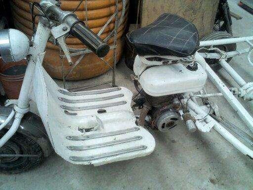 Siambretta motofurgon 125cc