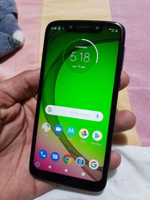 Moto G7 Play 32gb Dúos Como Nuevo