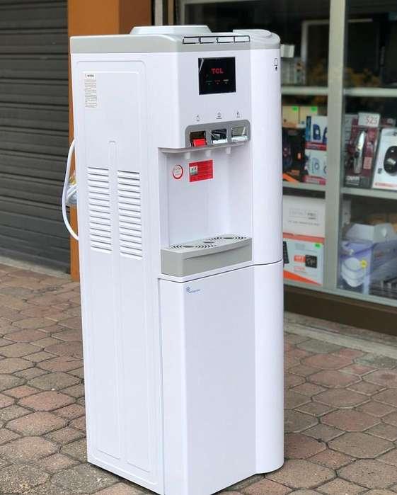 DISPENSADOR DE AGUA TCL CON <strong>refrigerador</strong>