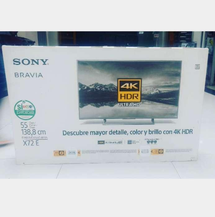 Tv Sony Uhd 4k de 55