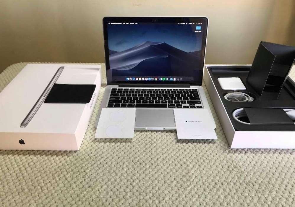 3200 s/. Macbook Pro 13' I5 8Gb 128 Gb