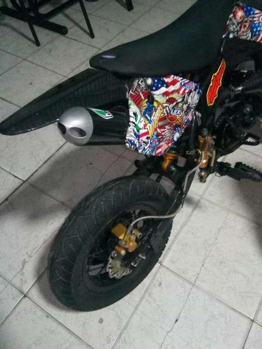 Moto A.gasolina para Niño