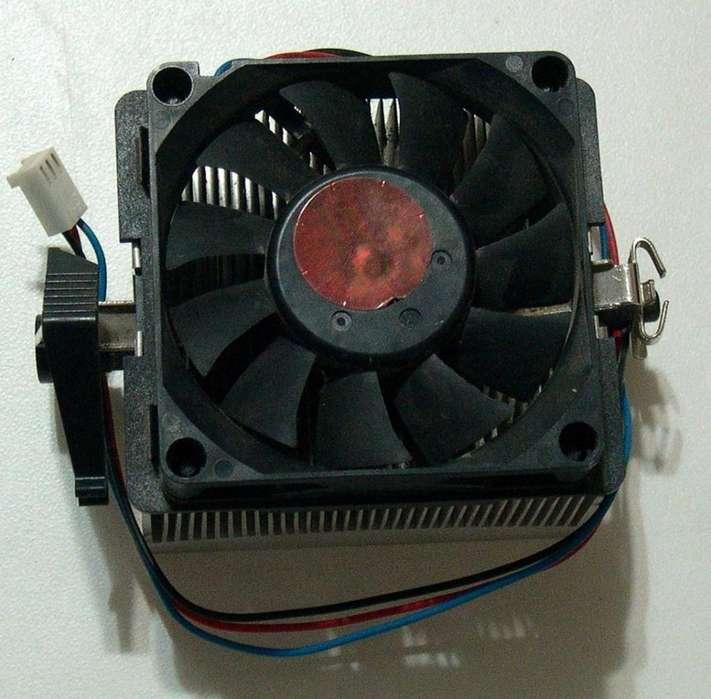 Cooler para socket 754