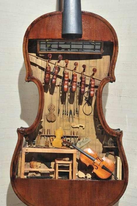 clases de violín y viola a domicilio